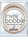 Invisibobble SLIM Chrome Bronze Me Pretty - Invisibobble SLIM Bronze Me Pretty резинка для волос бронзовая, 3 шт